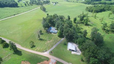 Munfordville Single Family Home For Sale: 105 Cedar Knob Road