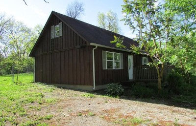Munfordville Single Family Home For Sale: 3276 Cave Hill Road