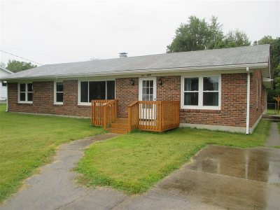 Radcliff KY Single Family Home For Sale: $114,999