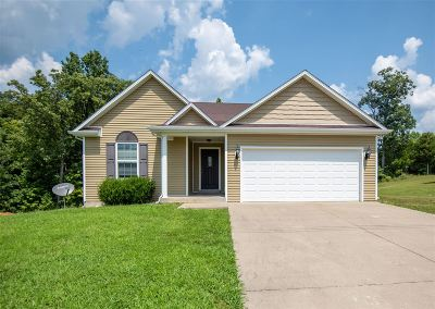Radcliff KY Single Family Home For Sale: $155,000