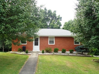 Taylor County Single Family Home For Sale: 402 Cainwood Road