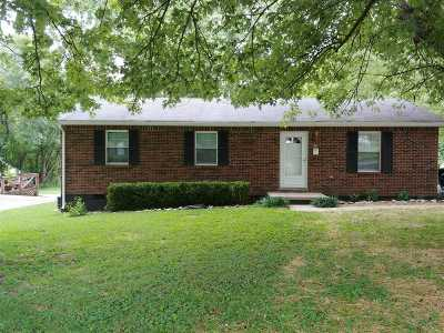 Hodgenville Single Family Home For Sale: 326 College Street
