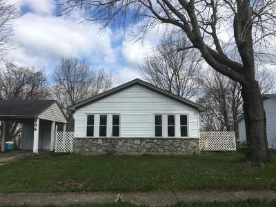 Elizabethtown Single Family Home For Sale: 306 Par Lane