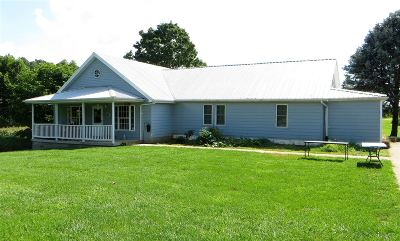 Breckinridge County Single Family Home For Sale: 5976 S Highway 333