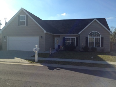 Radcliff KY Single Family Home For Sale: $159,900