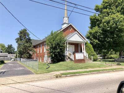 Hodgenville Multi Family Home For Sale: 216 S Lincoln Boulevard
