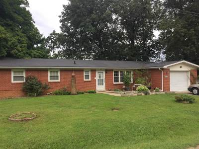 Radcliff KY Single Family Home For Sale: $152,900