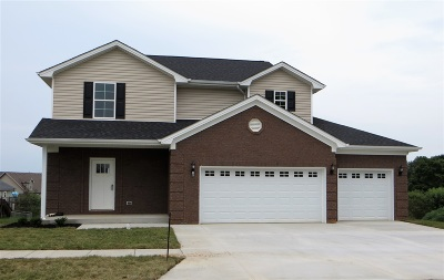 Vine Grove Single Family Home For Sale: 108 Twin Lakes Drive #lot 126