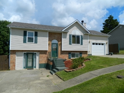 Radcliff KY Single Family Home For Sale: $135,000