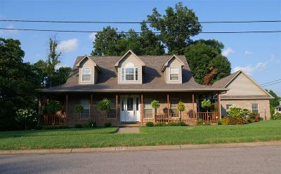 Radcliff Single Family Home For Sale: 7217 S Woodland Drive
