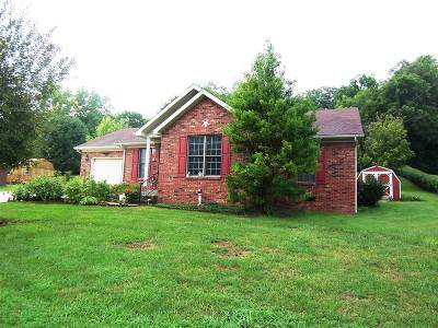 Bardstown Single Family Home For Sale: 110 Indian Trail