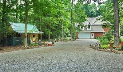 Elizabethtown Single Family Home For Sale: 841 Overall Phillips Road