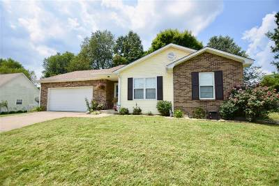 Elizabethtown KY Single Family Home For Sale: $159,900