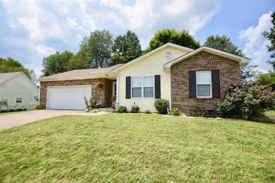 Elizabethtown Single Family Home For Sale: 516 Bewley Boulevard