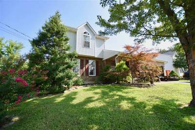 Elizabethtown Single Family Home For Sale: 112 Scarlet Oak Circle