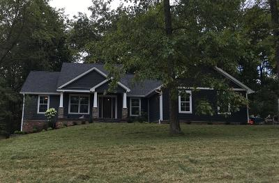 Elizabethtown Single Family Home For Sale: 62 Rippling Creek Place