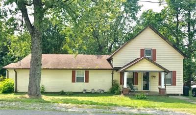 Campbellsville Single Family Home For Sale: 627 Jackson Street