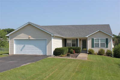 Elizabethtown Single Family Home For Sale: 260 S Cold Creek Court