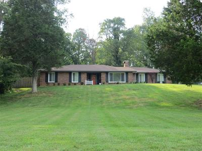 Radcliff KY Single Family Home For Sale: $215,000