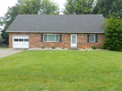 Elizabethtown Single Family Home For Sale: 802 N Miles Street