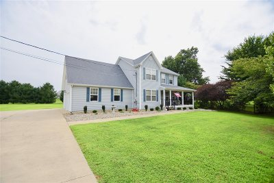 Rineyville Single Family Home For Sale: 124 E Curly Court