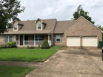 Radcliff Single Family Home For Sale: 198 Skyline Drive
