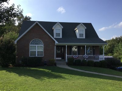 Meade County, Bullitt County, Hardin County Single Family Home For Sale: 139 Shacklette Court