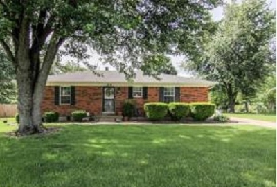 Radcliff Single Family Home For Sale: 1638 W Crocus Drive
