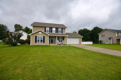 Elizabethtown Single Family Home For Sale: 21 Pintail Court