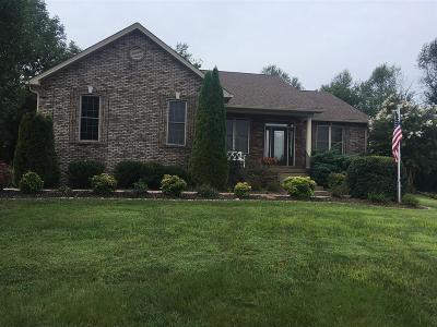 Elizabethtown Single Family Home For Sale: 42 Unbridled Court