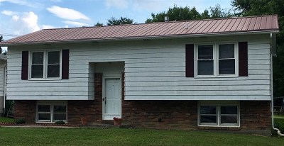 Campbellsville Single Family Home For Sale: 303 Cedar Street