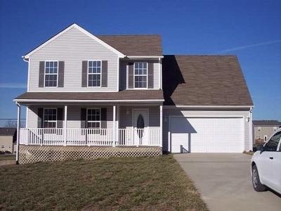 Elizabethtown Single Family Home For Sale: 217 Beasley Boulevard