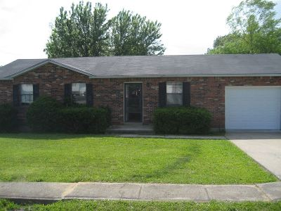 Radcliff Single Family Home For Sale: 1469 Kingswood Way