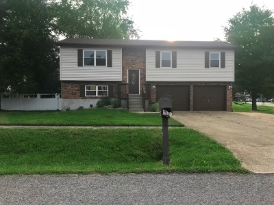 Radcliff KY Single Family Home For Sale: $145,000