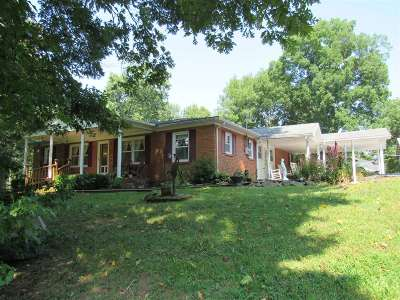 Hardinsburg Single Family Home For Sale: 3084 E Highway 144