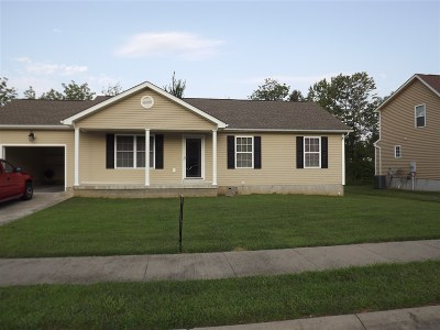 Radcliff Single Family Home For Sale: 104 Ruby Court