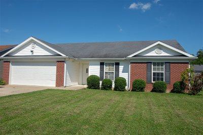 Shepherdsville Single Family Home For Sale: 348 Clover Cove Drive