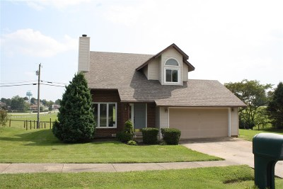 Elizabethtown Single Family Home For Sale: 404 Nevis Drive