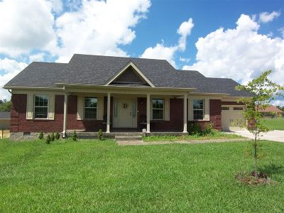 Bardstown Single Family Home For Sale: 211 Ruger Drive