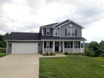 Elizabethtown  Single Family Home For Sale: 2063 Pear Valley Drive
