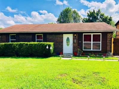 Radcliff Single Family Home For Sale: 2517 Lake Road