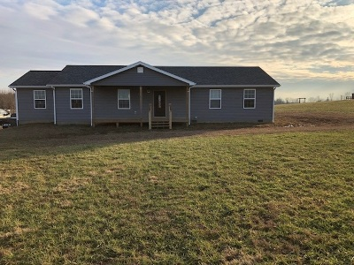 Hodgenville Single Family Home For Sale: 493 Logan Skaggs Road