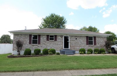 Radcliff KY Single Family Home For Sale: $119,950