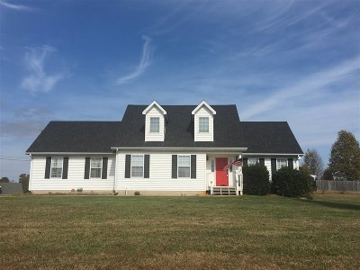 Rineyville Single Family Home For Sale: 611 Lavista Drive