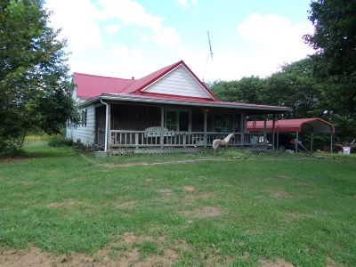 Hardinsburg Single Family Home For Sale: 1767 S Highway 105