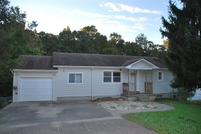 Meade County, Bullitt County, Hardin County Single Family Home For Sale: 3803 Deer Haven Drive