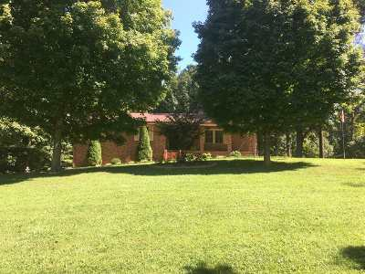Campbellsville Single Family Home For Sale: 5410 Bengal Road