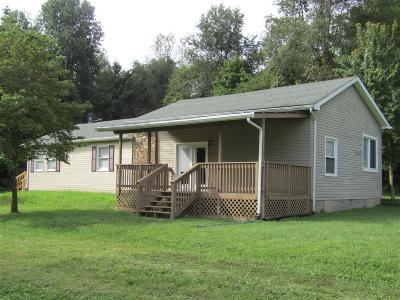 Meade County Single Family Home For Sale: 6935 Brandenburg Road