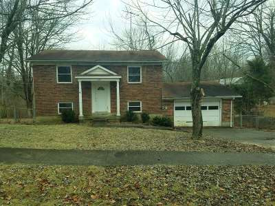 Radcliff Single Family Home For Sale: 256 Indiana Trail