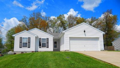 Meade County, Bullitt County, Hardin County Single Family Home For Sale: 203 Concord Court